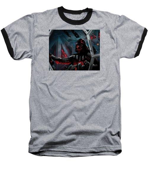 Darth Vader, Imperial Ace Baseball T-Shirt