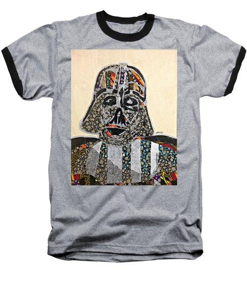 Darth Vader Star Wars Afrofuturist Collection Baseball T-Shirt