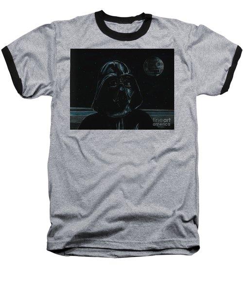 Darth Vader Study Baseball T-Shirt