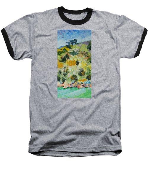 Dartmouth Cliffs Baseball T-Shirt