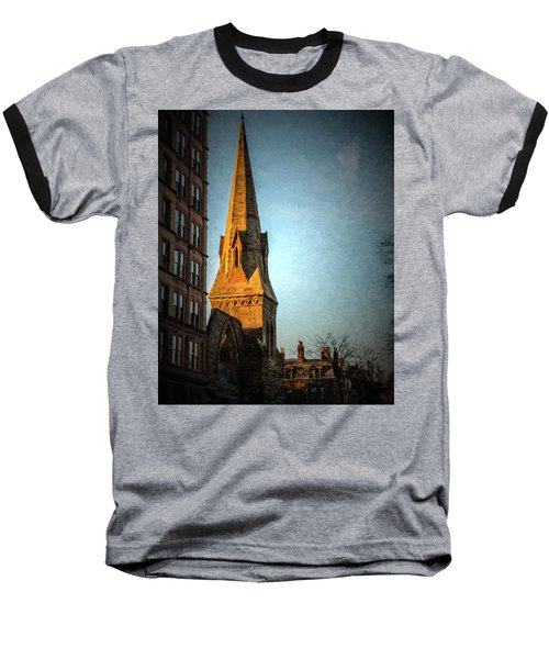 Dartmouth Street In Boston Baseball T-Shirt