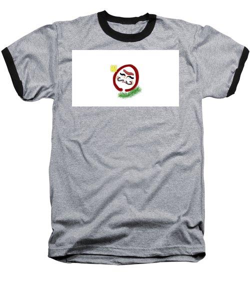 Daruma Baseball T-Shirt