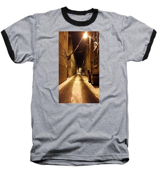 Darwin Award Baseball T-Shirt