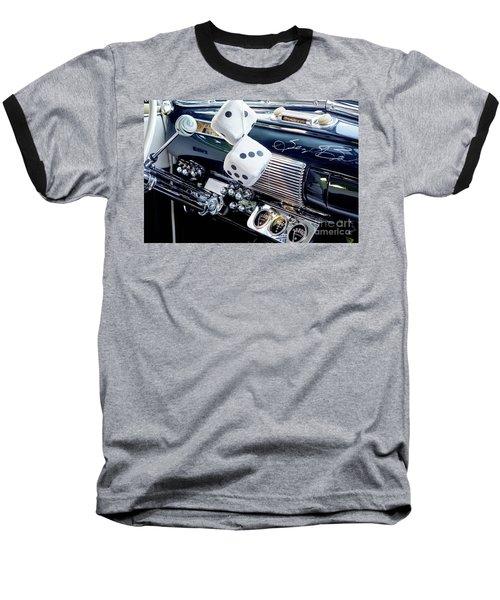 Dashboard Baseball T-Shirt