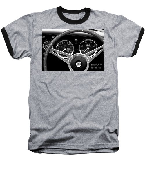 Baseball T-Shirt featuring the photograph Dashboard by Stephen Mitchell