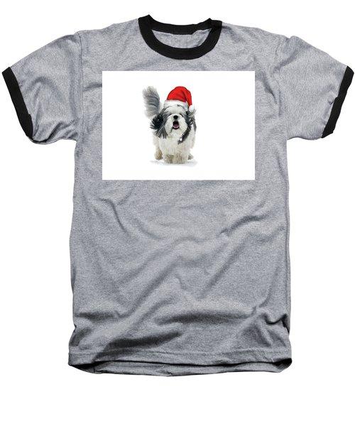Dashing Through The Snow Baseball T-Shirt