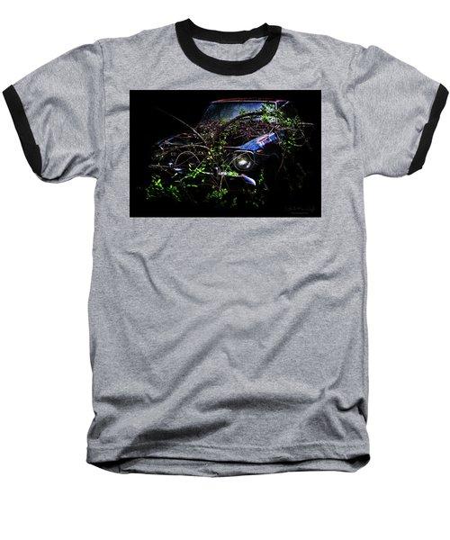 Datsun Treehouse Baseball T-Shirt