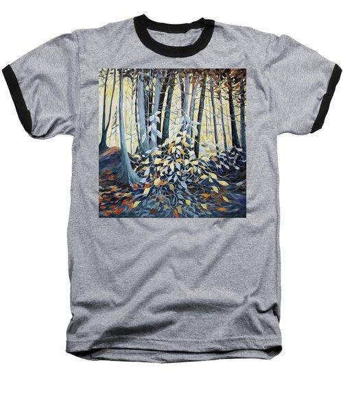 Natures Dance Baseball T-Shirt by Joanne Smoley