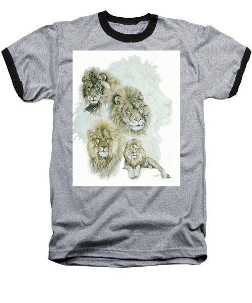 Dauntless Baseball T-Shirt by Barbara Keith