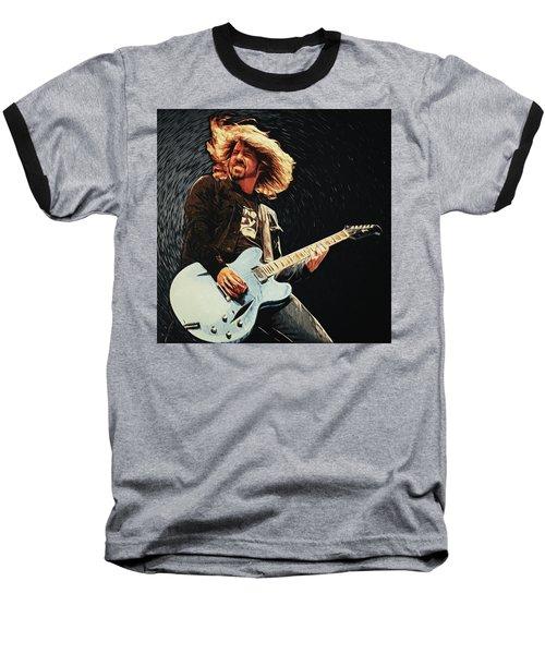 Dave Grohl Baseball T-Shirt