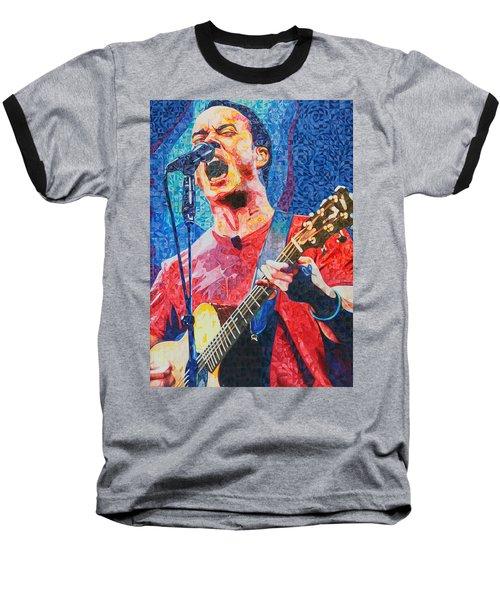 Dave Matthews Squared Baseball T-Shirt