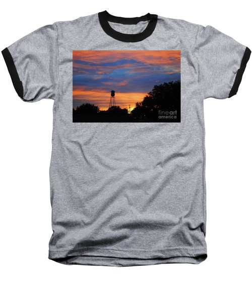 Davenport Tower Baseball T-Shirt