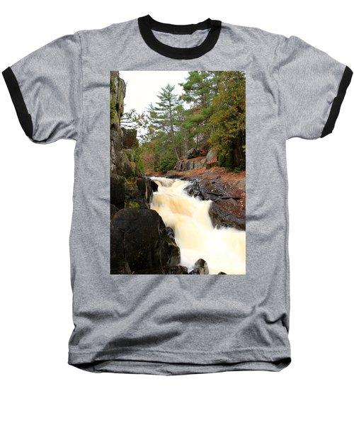 Dave's Falls #7277 Baseball T-Shirt