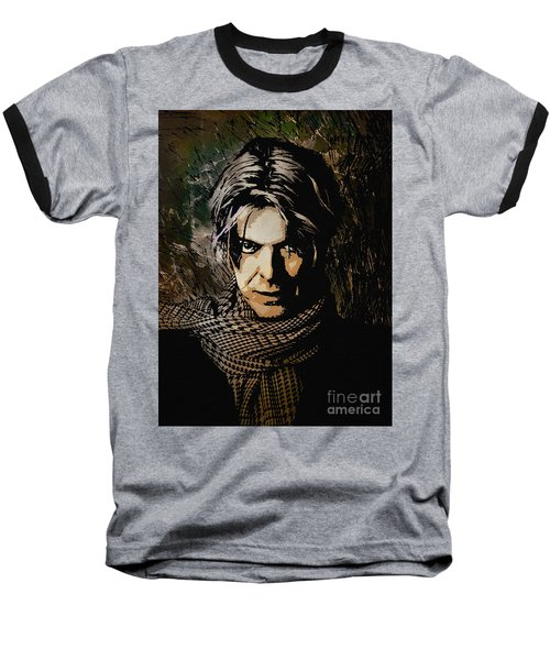 David 5 Baseball T-Shirt