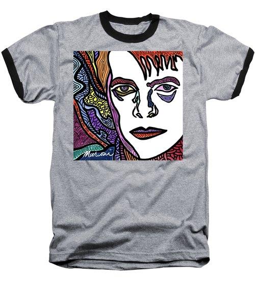 David Bowie Legacy Baseball T-Shirt