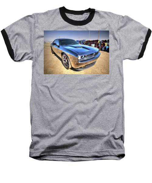 David D Brother Baseball T-Shirt by John Swartz