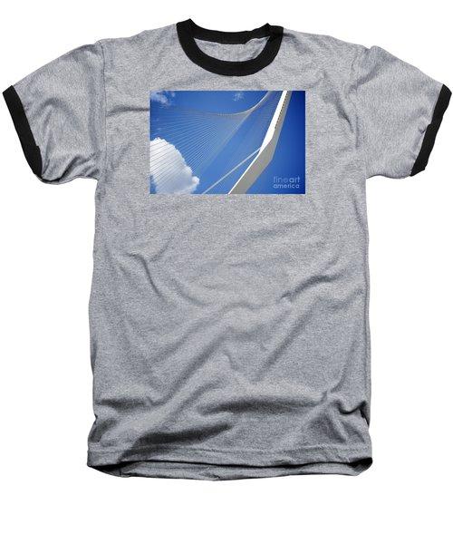 David's Harp Baseball T-Shirt