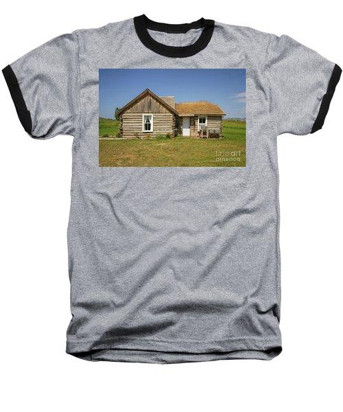 Davis Cabin Baseball T-Shirt
