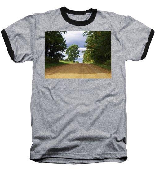 Davis Hill Rd. Baseball T-Shirt