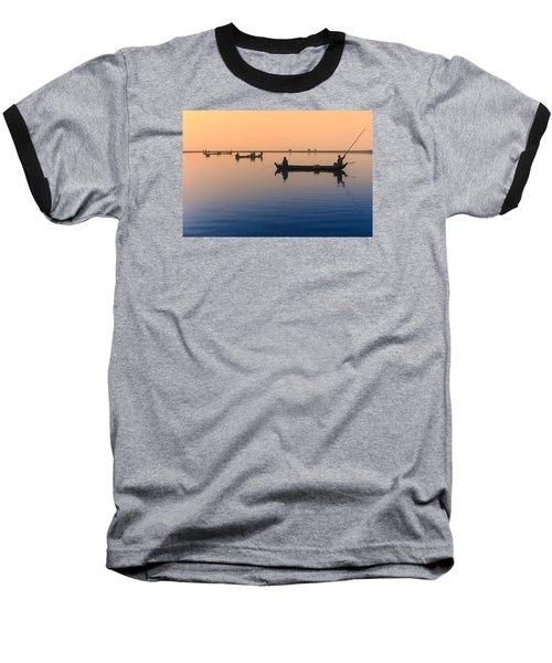 Dawn, Amarapura Baseball T-Shirt