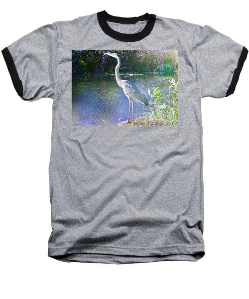 Dawn Breaking Baseball T-Shirt