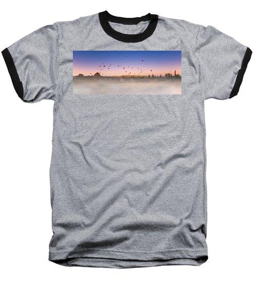 Dawn, Cappadocia Baseball T-Shirt