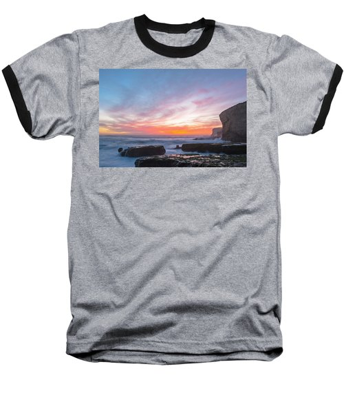 Baseball T-Shirt featuring the photograph Dawn by Catherine Lau