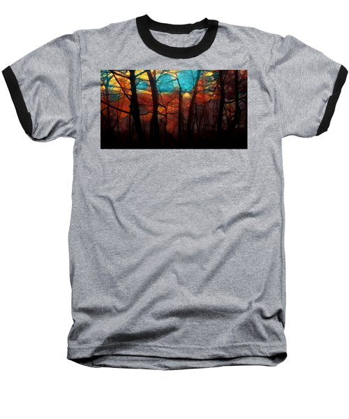 Dawn Comes Baseball T-Shirt