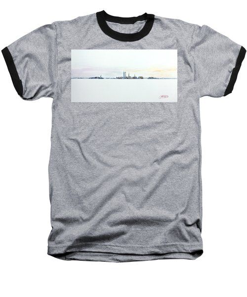 Dawn New York City Baseball T-Shirt