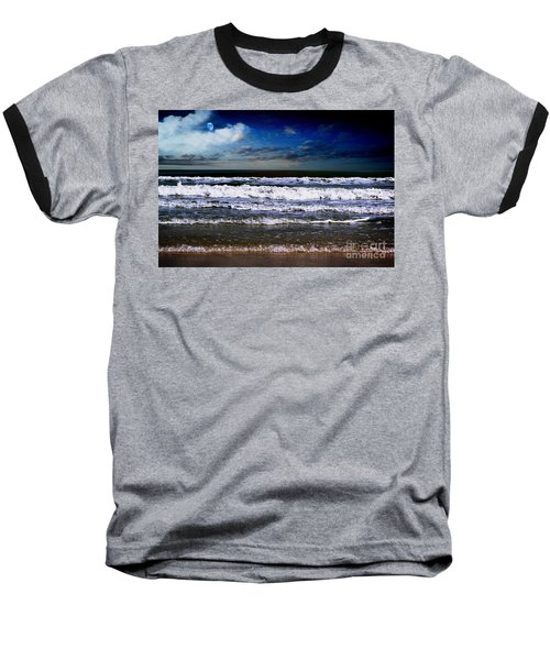 Dawn Of A New Day Seascape C2 Baseball T-Shirt