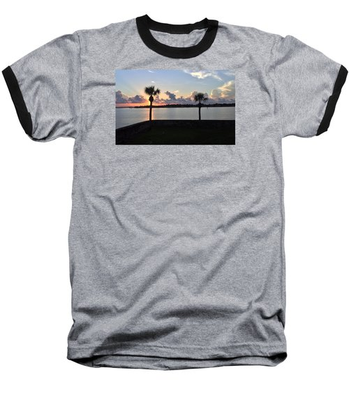Celebrate 450 Landing Day Baseball T-Shirt
