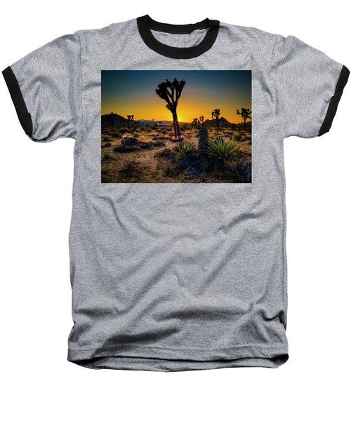 Dawn Of The Morning Baseball T-Shirt