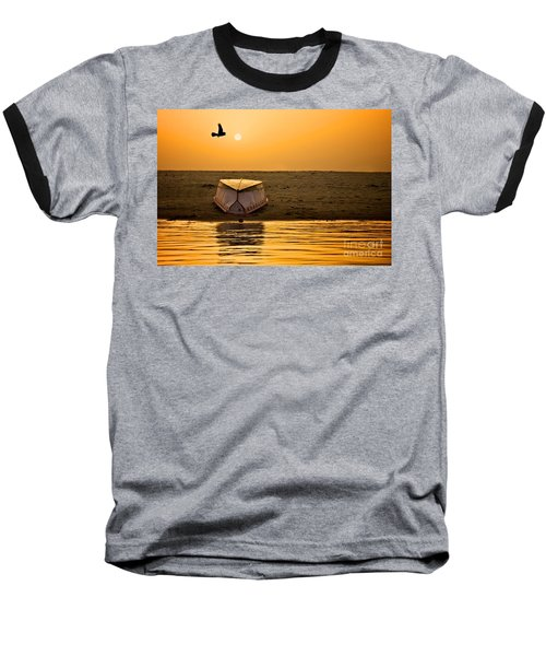 Dawn On The Ganga Baseball T-Shirt