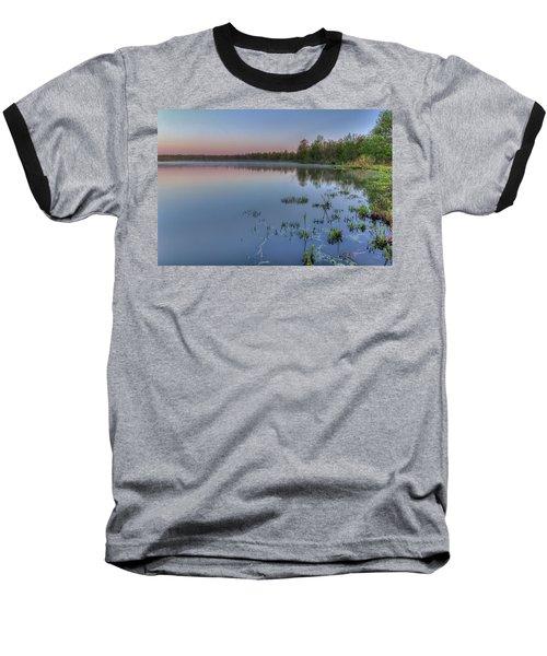 Dawn Over North Bay Baseball T-Shirt