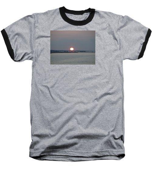 Baseball T-Shirt featuring the photograph Dawn by  Newwwman