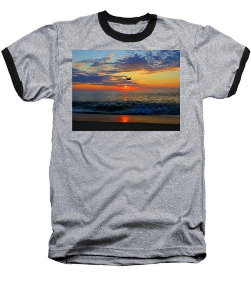 Dawning Flight Baseball T-Shirt