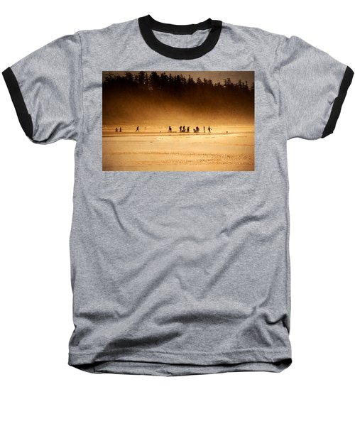 Day At The Beach Baseball T-Shirt