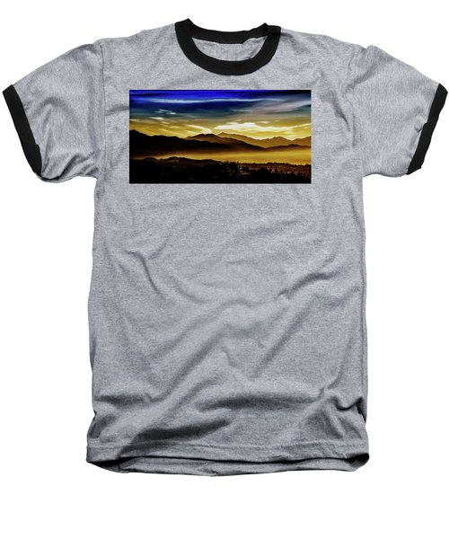 Baseball T-Shirt featuring the photograph Day Break 2a1 by Joseph Hollingsworth