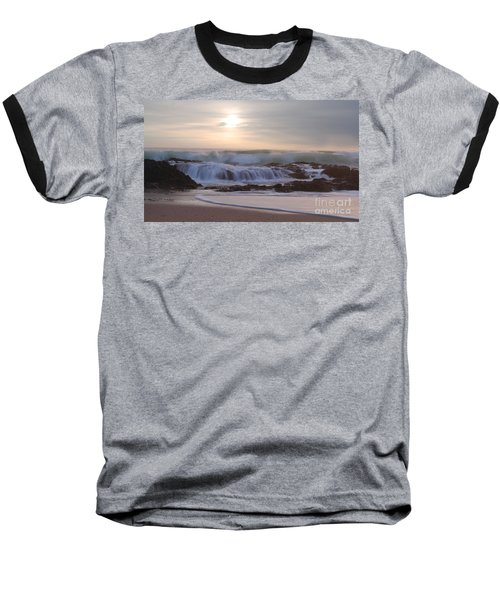 Day Break Paradise Baseball T-Shirt