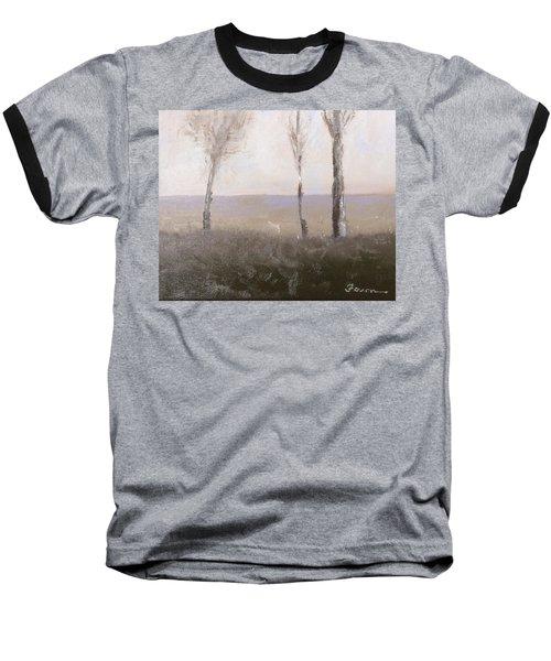 Baseball T-Shirt featuring the painting Day Break by Patti Ferron