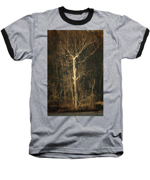 Day Break Tree Baseball T-Shirt