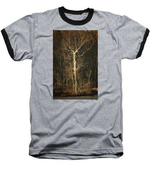 Day Break Tree Baseball T-Shirt