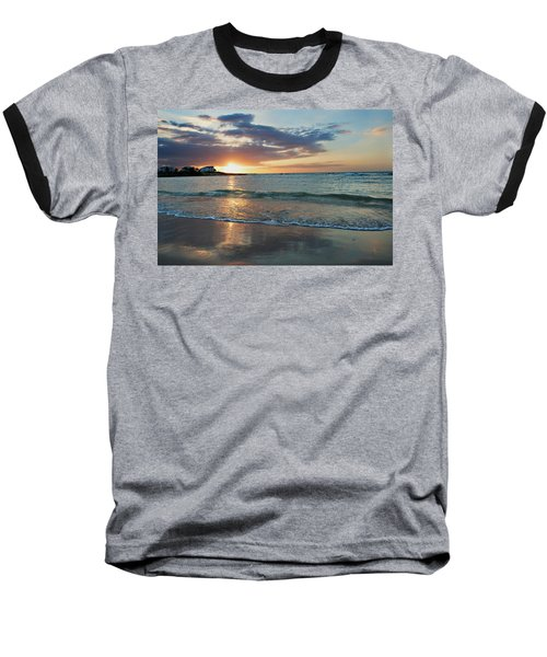 Day Is Done Baseball T-Shirt
