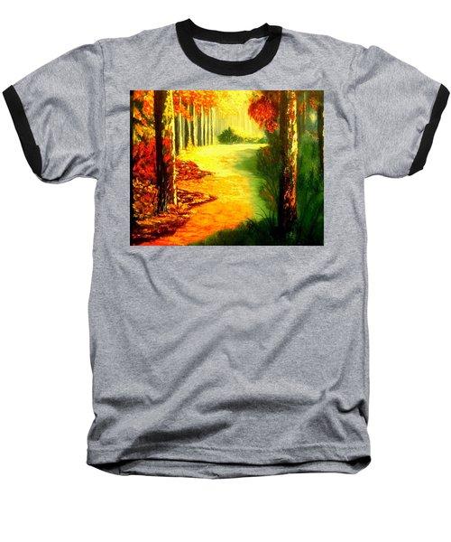 Day Of Rest Baseball T-Shirt