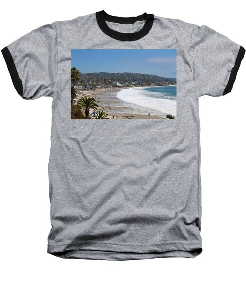 Day On The Beach Baseball T-Shirt