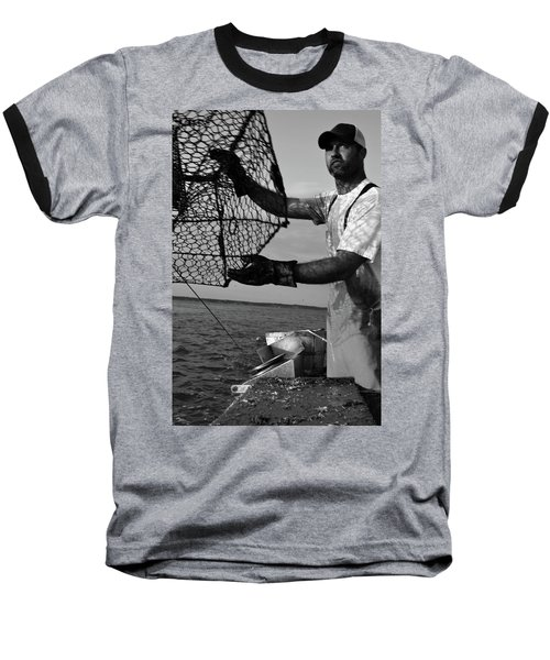 Day On The Water Baseball T-Shirt