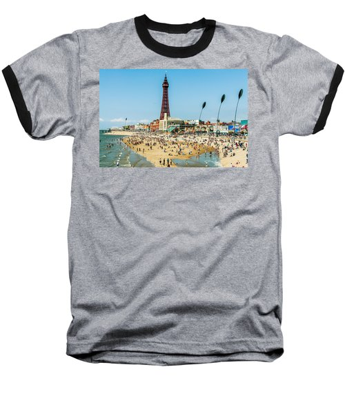 Day Trippers Baseball T-Shirt