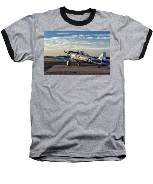 Daybreak On The Lt-6 Baseball T-Shirt