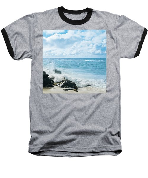 Baseball T-Shirt featuring the photograph Daydream by Sharon Mau