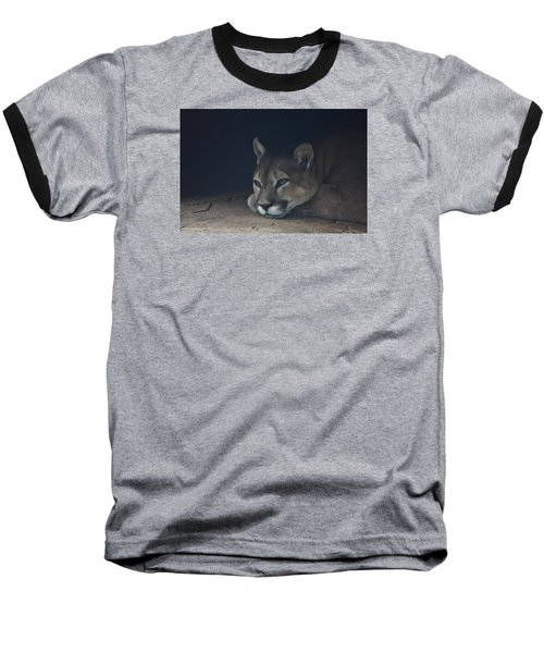 Baseball T-Shirt featuring the photograph Daydreamer by Vadim Levin